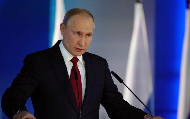 La reforma facilitaría un nuevo escenario con Putin dirigiendo el país como primer ministro. Foto: AFP