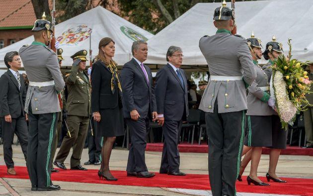 El presidente Iván Duque pidió a Cuba que decida entre su relación con Colombia o sus supuestos vínculos con la guerrilla ELN.