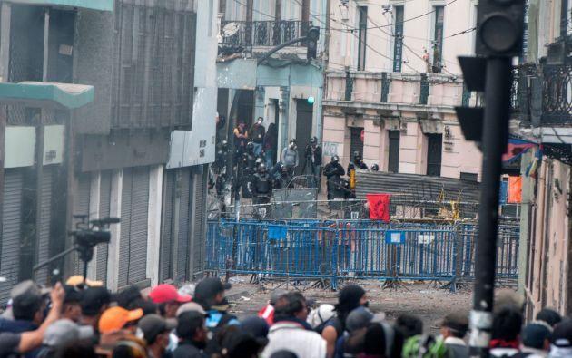 Las pérdidas por las protestas de octubre dejaron huella en la economía ecuatoriana: 821 millones de dólares en pérdidas.