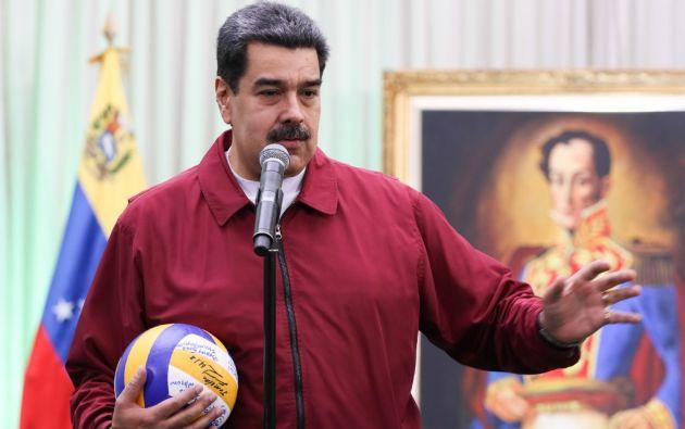Si comenzara un diálogo con Washington, el punto clave que Nicolás Maduro, EE.UU. y la oposición deberían establecer sería acordar elecciones libres y justas. Foto: AFP.