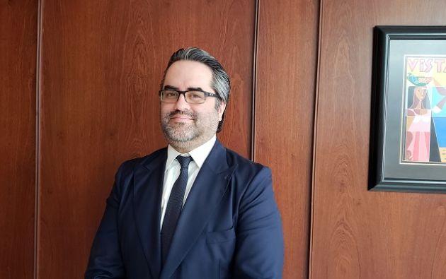 Flavio Arosemena, especialista en Propiedad Intelectual, presentó un proyecto de Ley de protección de imagen y voz.