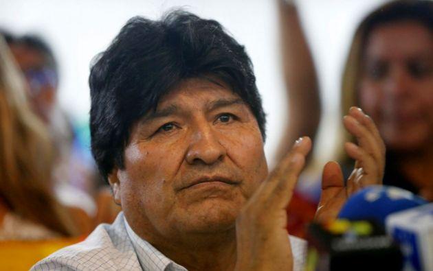 La declaración de Día del Estado Plurinacional corresponde a un decreto que Morales dictó en 2010. Foto: Reuters.