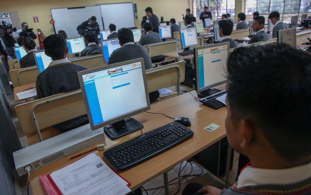 Este jueves 23 de enero finaliza el periodo para realizar el examen.