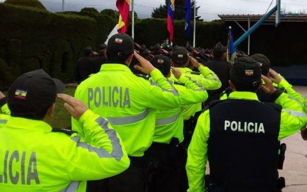 Fiscalía procesó a 4 policías por presuntos delitos de detención ilegal y tortura.