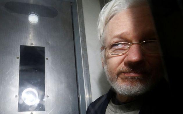 El activista, de 48 años, lleva preso en ese centro penitenciario de alta seguridad desde el pasado abril. Foto: Reuters