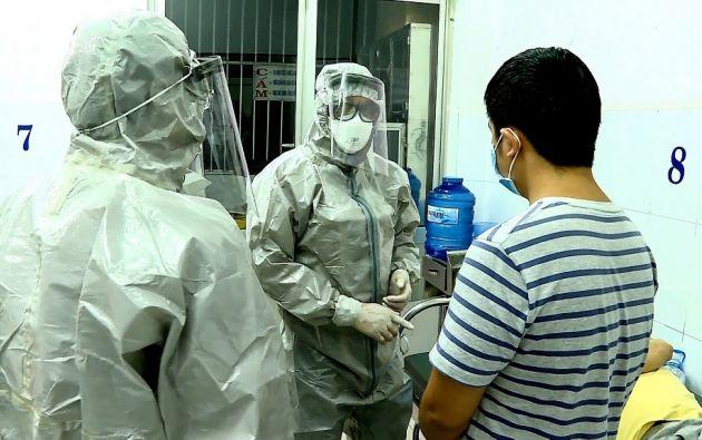Hasta el momento, el virus ha causado 26 muertes, todas en China, la inmensa mayoría en la región de Wuhan. Foto: AFP.