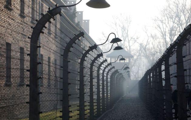 En Auschwitz entre 1940 y 1945 fueron asesinadas más de un millón de personas, de las que un 90% eran judíos. Foto: Reuters.