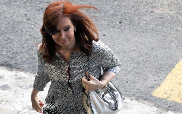 El magistrado llevaba varios expedientes contra Kirchner y fue el primer juez en procesarla. Foto: AFP