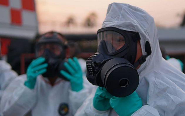 Hasta el momento, los estudiantes ecuatorianos no han sido afectados por el coronavirus. Foto: AFP