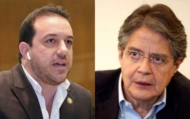 Gómez, quien es sobrino político de Lasso, agradeció al dirigente de CREO por haberle permitido iniciar este proyecto político.