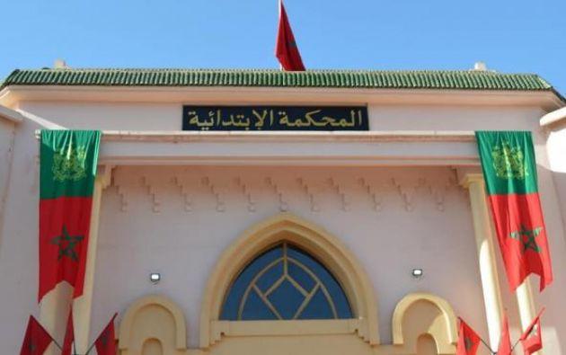 Un Tribunal de Primera Instancia de Tarudant condenó a los padres de la menor a 6 meses de prisión.