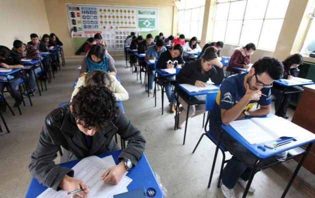 El presupuesto educativo se incrementó en 22 de las 26 universidades públicas del país. Foto: Universidad Politecnica.