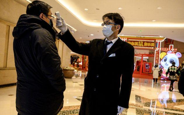 China utiliza un arsenal que le es familiar: el análisis de datos a gran escala y el despliegue de todas las tecnologías de inteligencia artificial. Foto: AFP.
