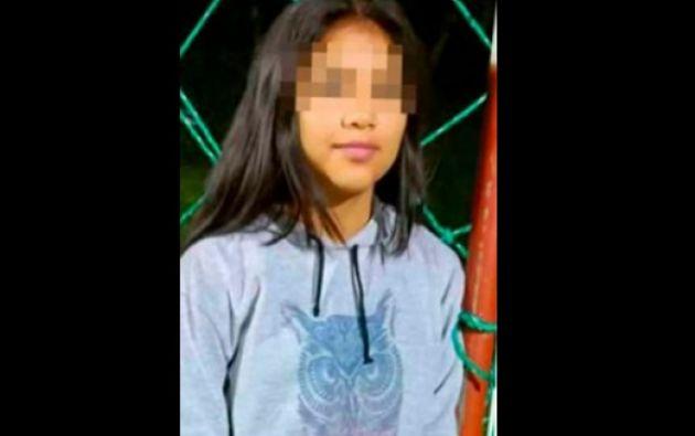 Carolina A., de 15 años, murió el pasado 26 de agosto de 2018 como resultado de las lesiones por agresión sexual infligidas por Christian Javier G. S.