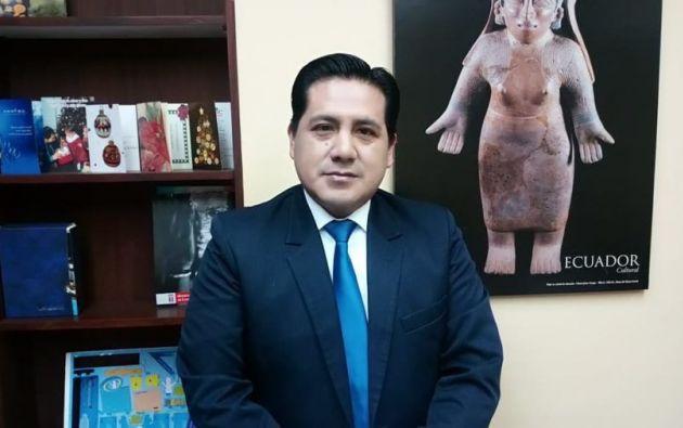 Patricio Guaranga Carrillo había sido posesionado concejal de Riobamba dos meses antes de su asesinato, militaba en el movimiento Cambio lista 63.