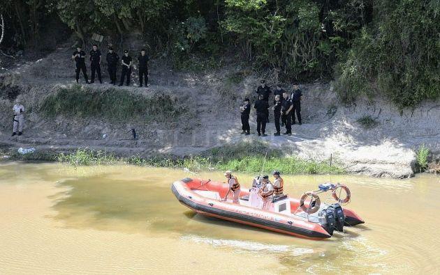 El macabro hallazgo ocurrió el lunes | Foto: Diario El Litoral (Argentina)
