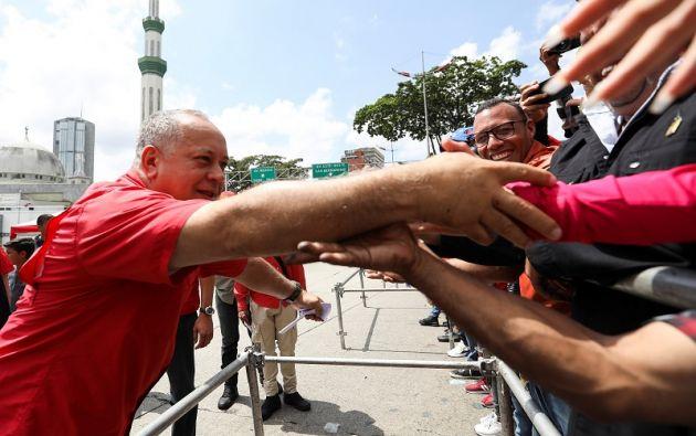 """Según Cabello, el tío del opositor también trasladaba explosivos en varias """"cápsulas de recarga de perfume"""". Foto: Reuters"""