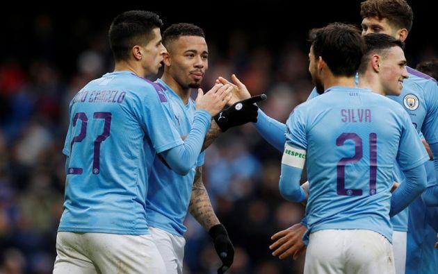 UEFA sanciona al City con dos 'Champions' sin competir y 30 millones de multa. Foto: Reuters