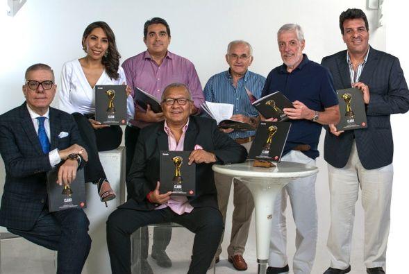 Jorge Barraza, Carlos Víctor Morales, Vito Muñoz, entre otros, son parte de este trabajo.