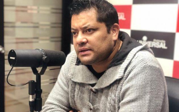 Jarrín representa a Rafael Correa desde hace casi dos años en los diversos casos en su contra.
