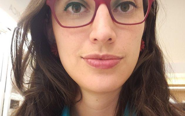 Angélica tiene 22 años viviendo ininterrumpidamente en Quito. Foto: Twitter