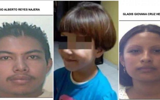Un vecino de la municipalidad alertó a las autoridades del paradero de la pareja.