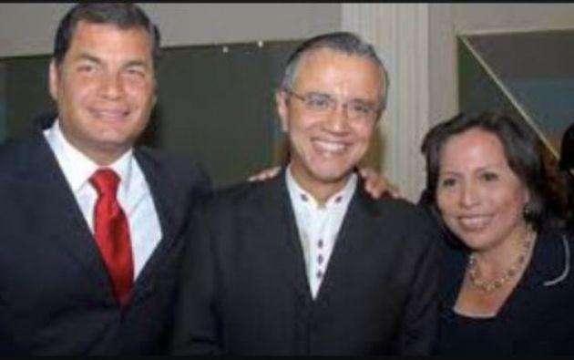Perito relata declaraciones de Alexis Mera y María de los Ángeles Duarte sobre Correa.