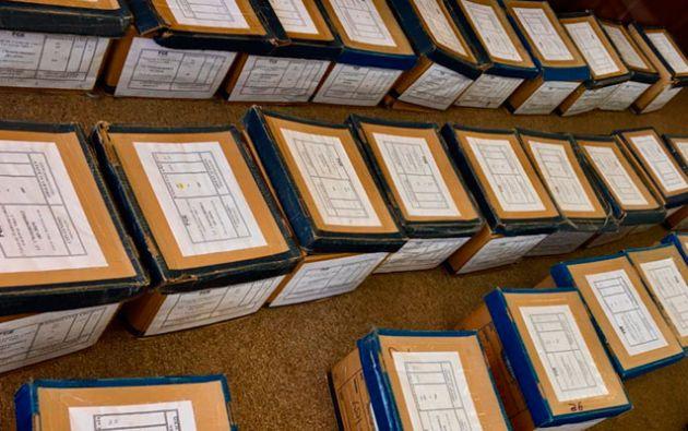 Cien pruebas documentales presentó la Fiscalía General del Estado (FGE).