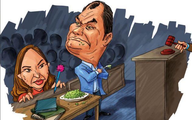 El juicio a Rafael Correa puede ayudar a definir quién será el próximo presidente en 2021.