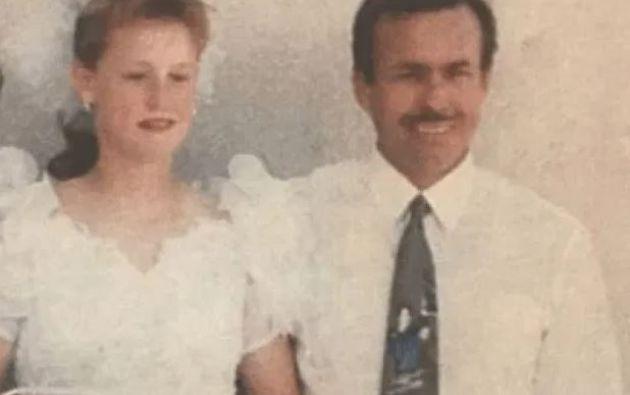 """Piette se """"casó"""" con McGinnis cuando tenía 11 años."""