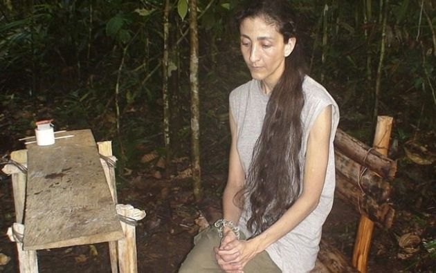 Betancourt, de nacionalidad francesa y colombiana, se radicó desde su liberación en el exterior.