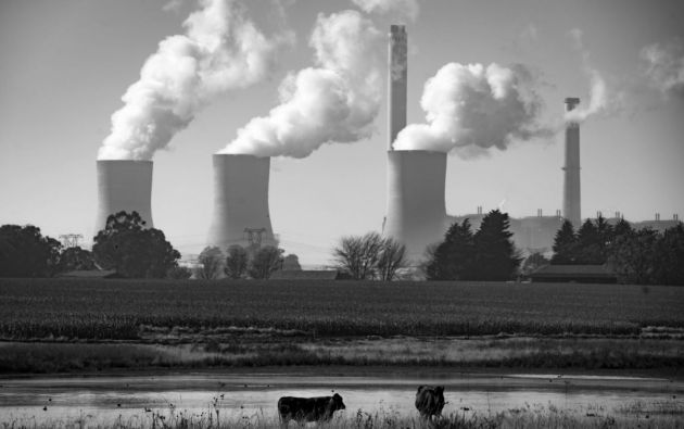 Contaminación del aire. Foto: Reuters