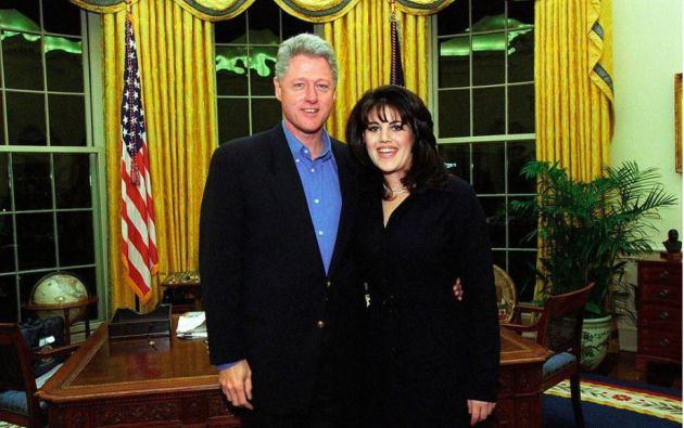 Bill Clinton justifica su relación sexual en los años 90 con la becaria de la Casa Blanca
