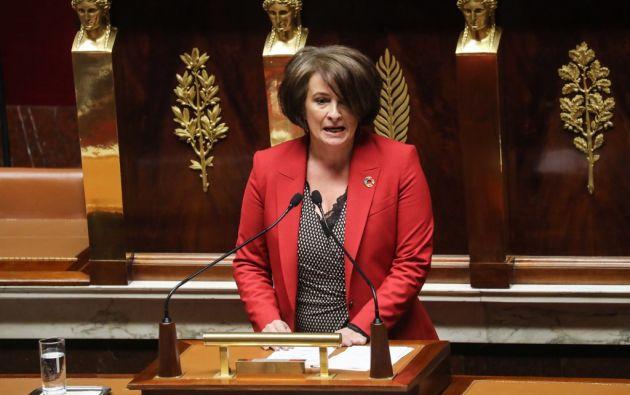 El 25 % de los parlamentarios en el mundo es mujeres. Foto: AFP.