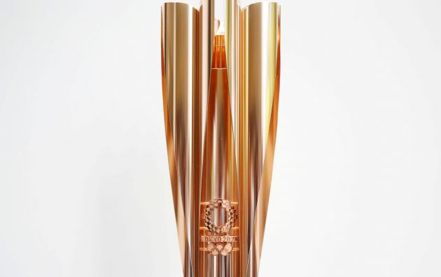 Antorcha Olímpica. Foto: Reuters.