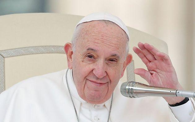 Papa Francisco. Foto: Reuters.