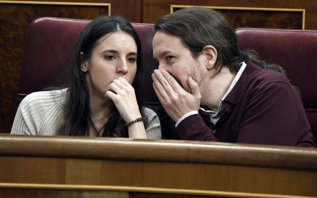 Una ministra española da positivo por coronavirus y todo el gobierno se someterá a pruebas. Foto: AFP