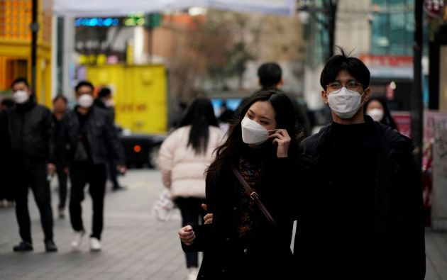 Corea del Sur. Foto: Reuters.