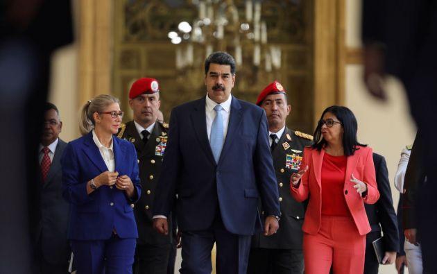 Presidente de Venezuela, Nicolás Maduro. Foto: Reuters.
