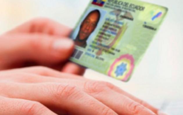 Las cédulas de identidad expiradas o próximas a expirar tendrán validez.