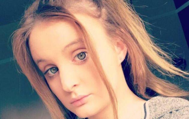 Chloe Middleton de 21 años, falleció por el coronavirus pese a no tener enfermedades preexistentes.