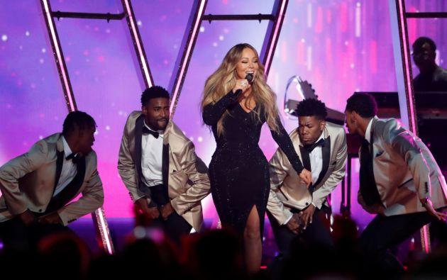 Mariah Carey. Foto: Reuters.
