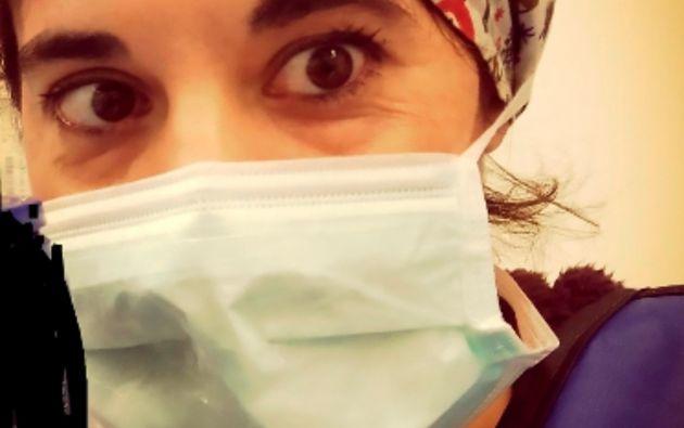 Daniela Trezzi trabajaba en la unidad de cuidados intensivos del Hospital San Gerardo de Monza, Italia.