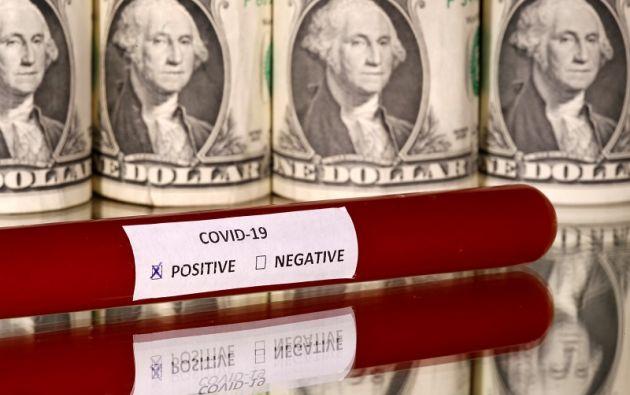 El pasado 26 de marzo, se importaron 300 millones de dólares en billetes. Foto: Reuters