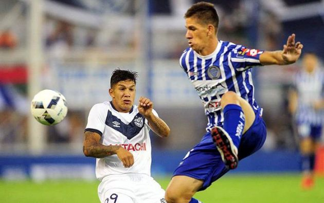 El futbolista paraguayo-argentino Danilo Ortíz milita en Godoy Cruz, club de Mendoza, Argentina.