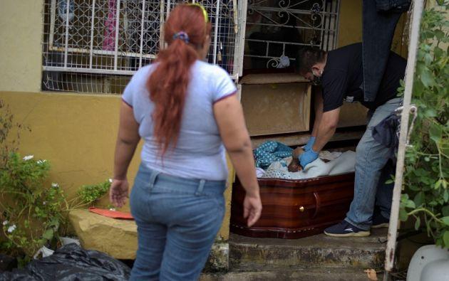 Guayas, con 3,6 millones de habitantes, acumula 1.615 de los 2.302 casos de coronavirus en Ecuador. Foto: Reuters
