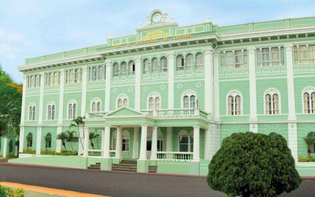 El Hospital Luis Vernaza es el símbolo de la Junta de Beneficencia de Guayaquil.
