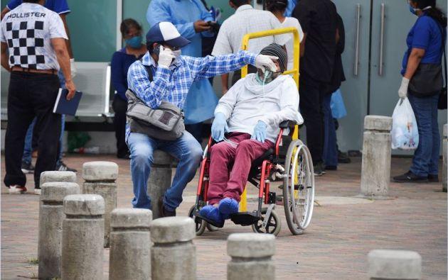 Estiman que fallecidos en estos meses llegarán entre 2.500 a 3.500 por la COVID-19 solo en Guayas. Foto: Reuters