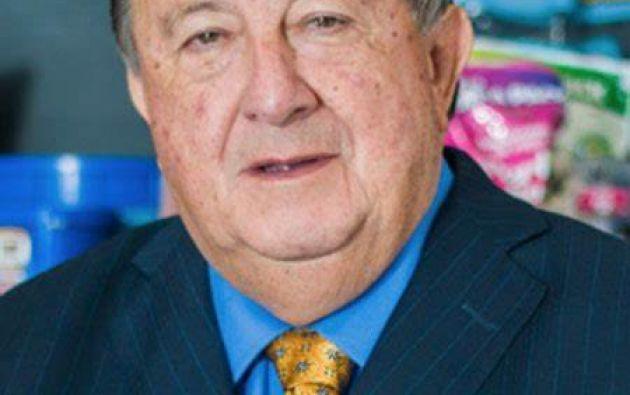 Carlos González Artigas, presidente de La Fabril, falleció en Guayaquil.