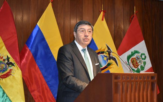 """El secretario general de la Comunidad Andina (CAN), Jorge Hernando Pedraza, afirmó que los países de la región deben """"proteger al sector agropecuario"""" frente a la pandemia del coronavirus para garantizar la provisión de alimentos."""